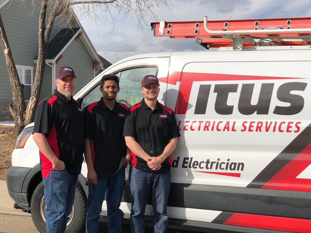 Titus Electrical Services: Frederick, CO
