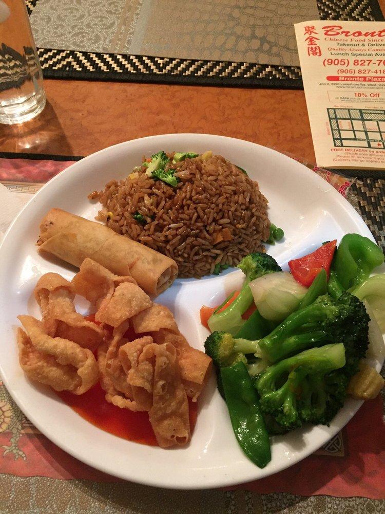 Bronte Chinese Food