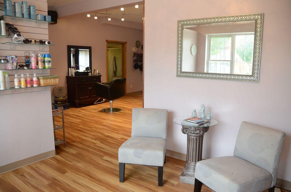 Zarubas Salon & Day Spa Services: 110 S Cody Rd, Le Claire, IA