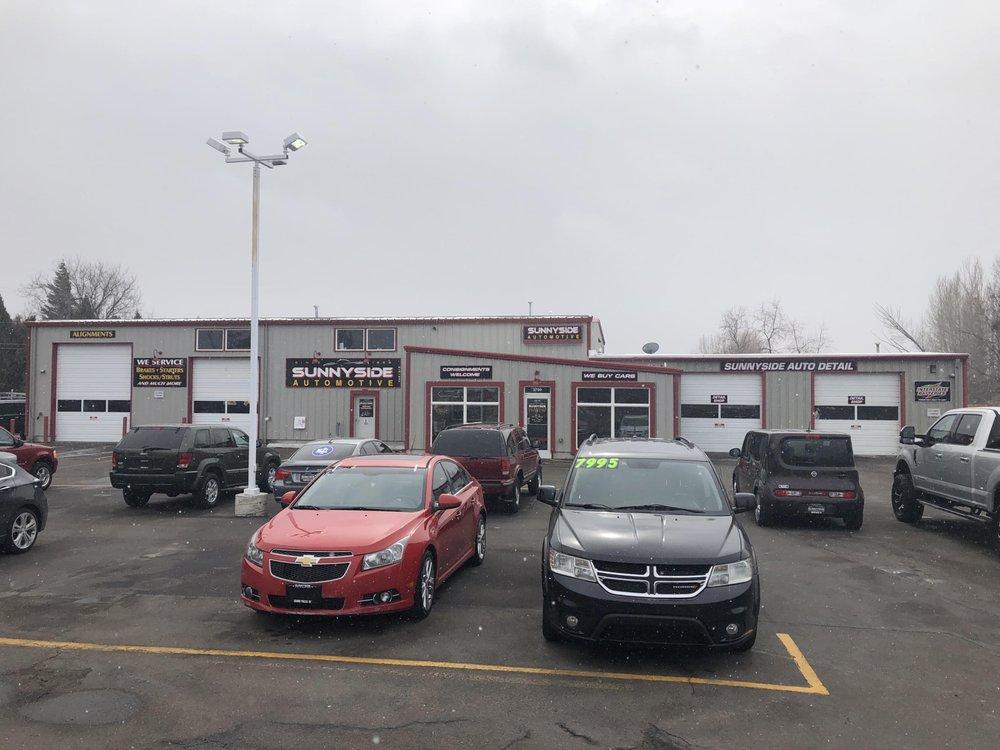Sunnyside Automotive: 3790 E Sunnyside Rd, Ammon, ID