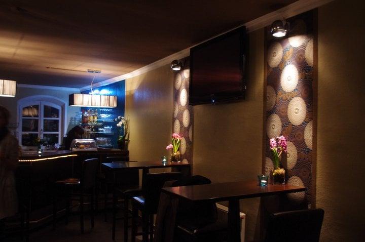 Fotos zu Cafe Bar A Quadrat - Yelp