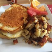 Photo Of Red Viking Restaurant Solvang Ca United States The Breakfast Sandwich