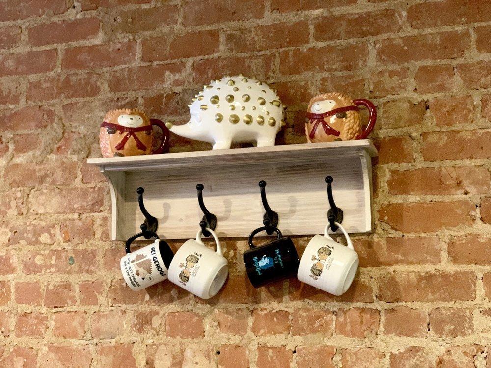 Hedgehog Coffee Shop: 240 7th Ave, Brooklyn, NY