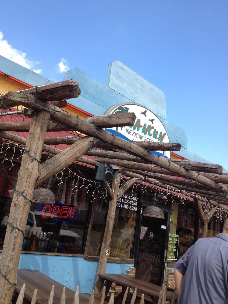 Cancun Mexican Restaurant: 341 S Green St, Henderson, KY