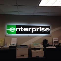 enterprise rent a car california