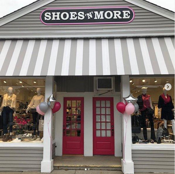 Shoes 'N' More: 1074 Post Rd, Darien, CT