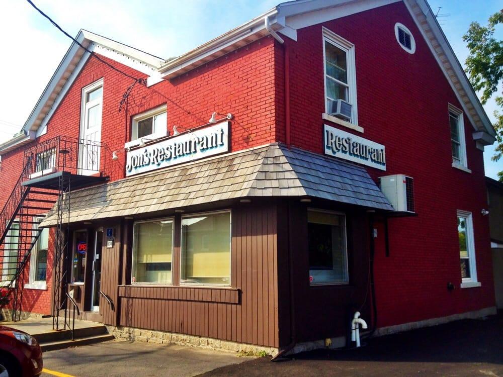Jon's Restaurant: 130 Perth Street, Brockville, ON