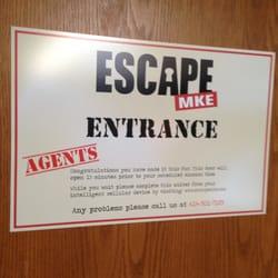 Escape Mke