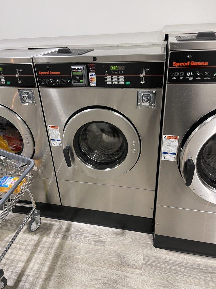 United Laundry: 72 Cook Ave, Meriden, CT