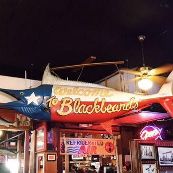 Photo Of Blackbeards Restaurant South Padre Island Tx United States