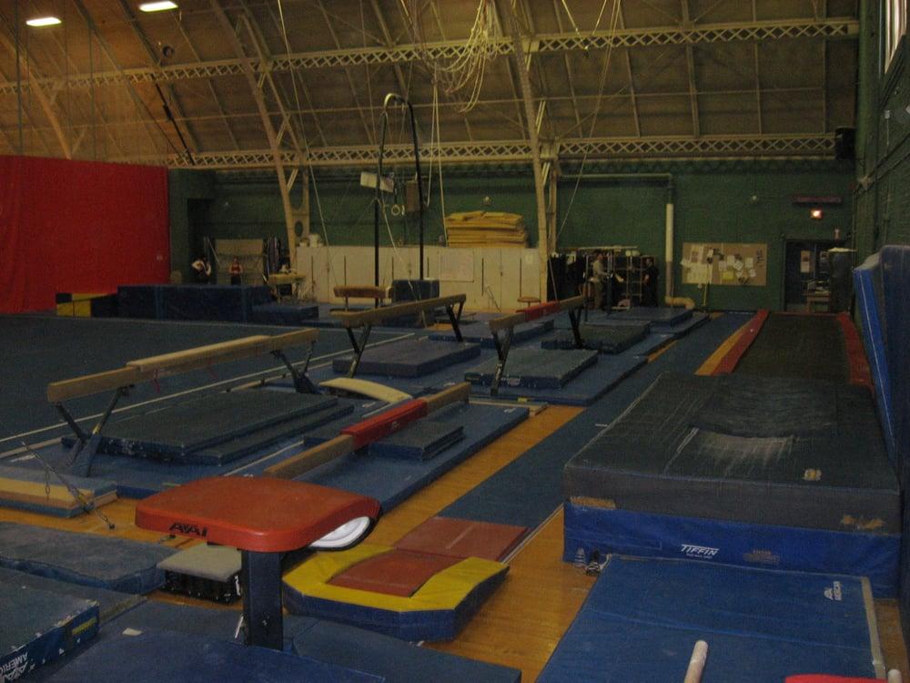 Cambridge Community Gymnastics: 120 Vassar St, Cambridge, MA