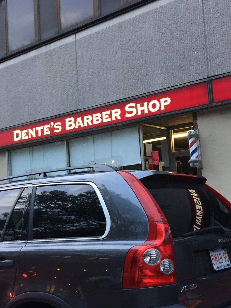 Dente's Barber Shop: 417 Highland Ave, Somerville, MA