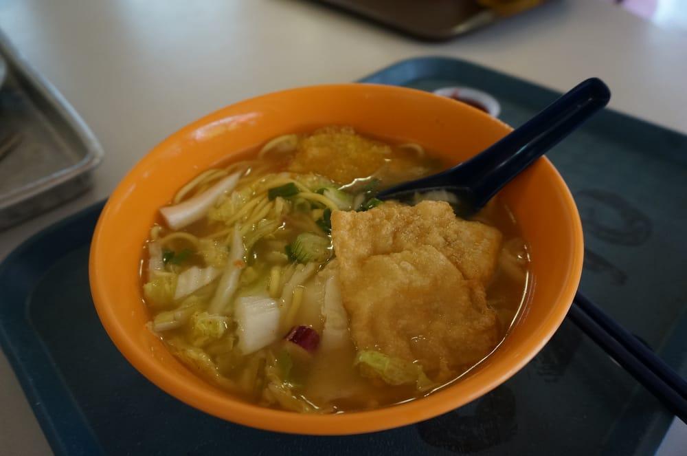 Yong Tau Foo Noodle Soup Small 3 Yelp