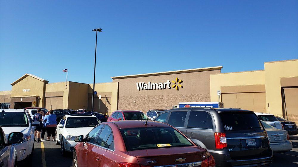 Walmart Supercenter: 2409 E Main St, Russellville, AR