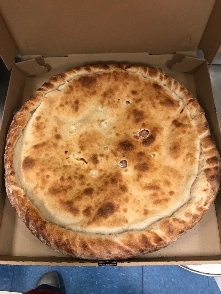 Parkway Pizza: 332 Costello Pkwy, Minoa, NY