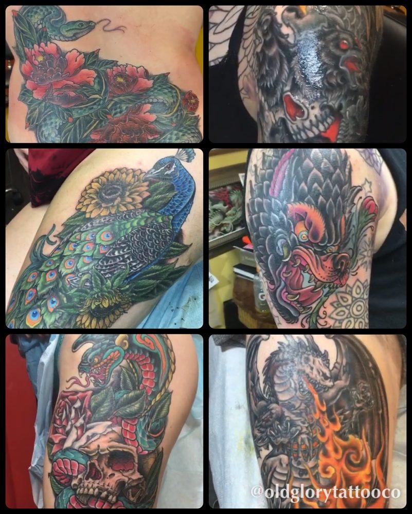Old Glory Tattoo Co: 504 Main St, Asbury Park, NJ
