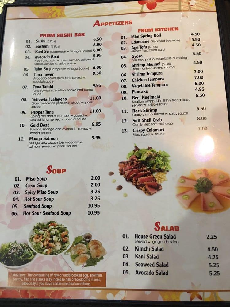 Chinese Food Menu Lakewood Nj
