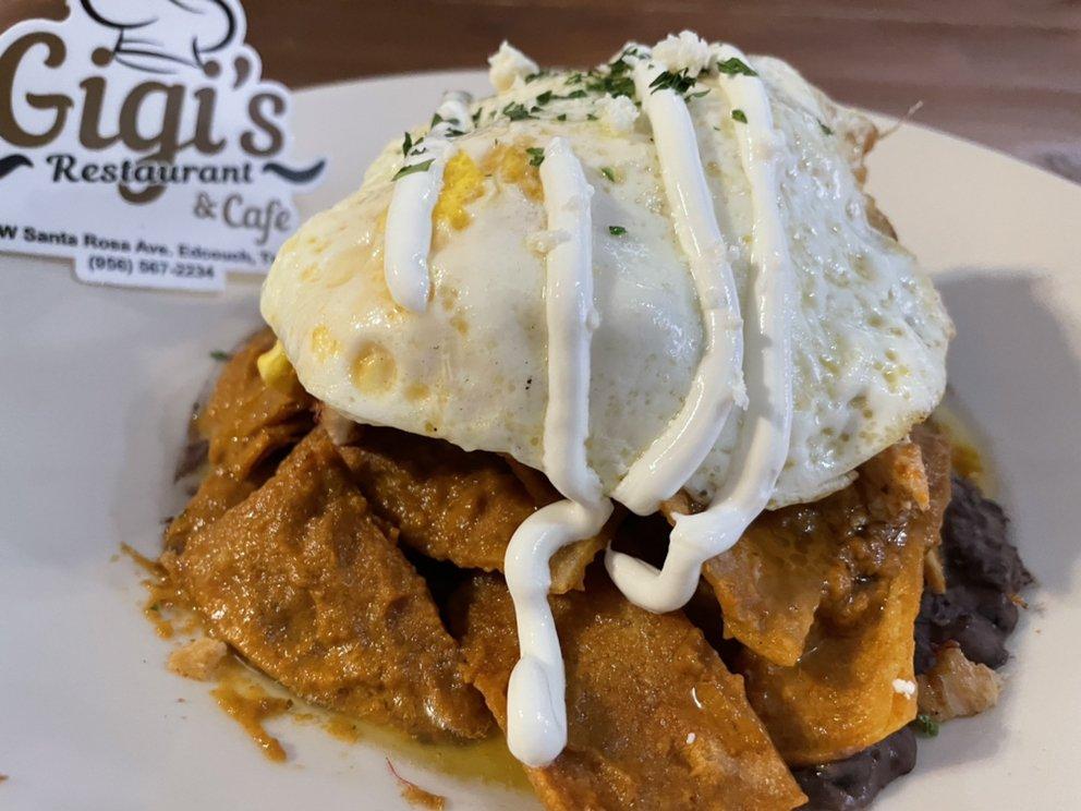 Gigi's Restaurant & Cafe: 1307 W Santa Rosa Ave, Edcouch, TX