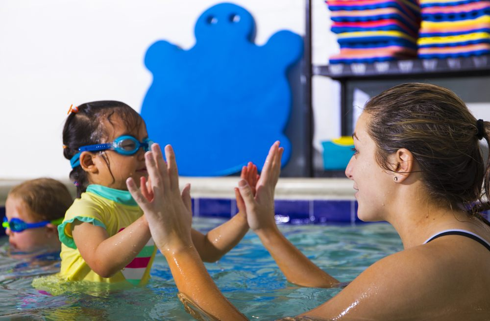 KIDS FIRST Swim School - Perry Hall: 9638 Belair Rd, Perry Hall, MD