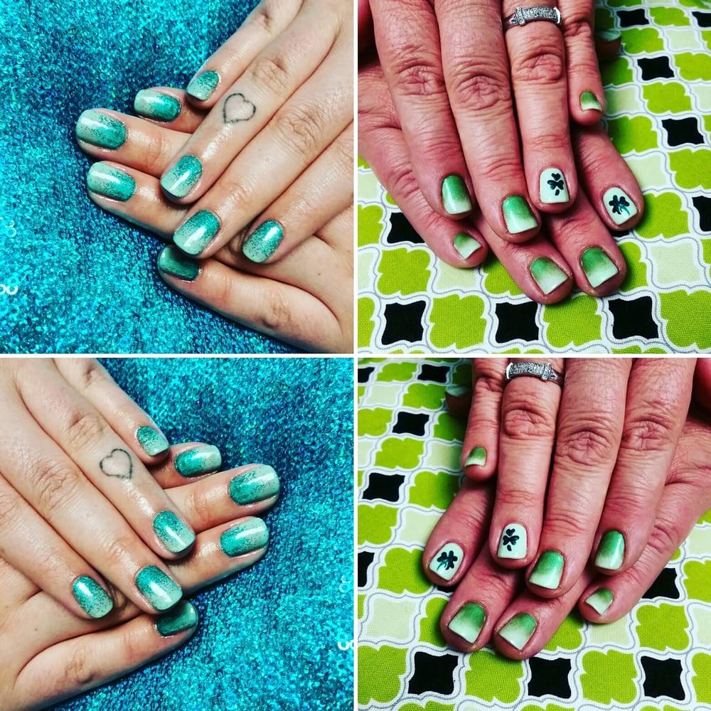 Oh my nails!-Salon Lofts: 12511 Olive Blvd, Creve Coeur, MO