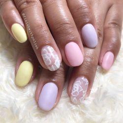 Photo Of Iluminar Nail Spa Los Angeles Ca United States Nails By