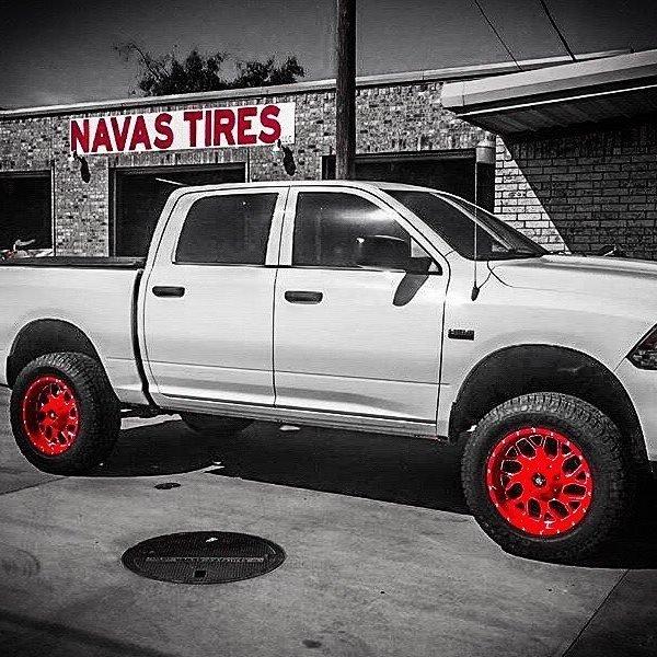Navas Tires: 403 N Hwy 342, Red Oak, TX