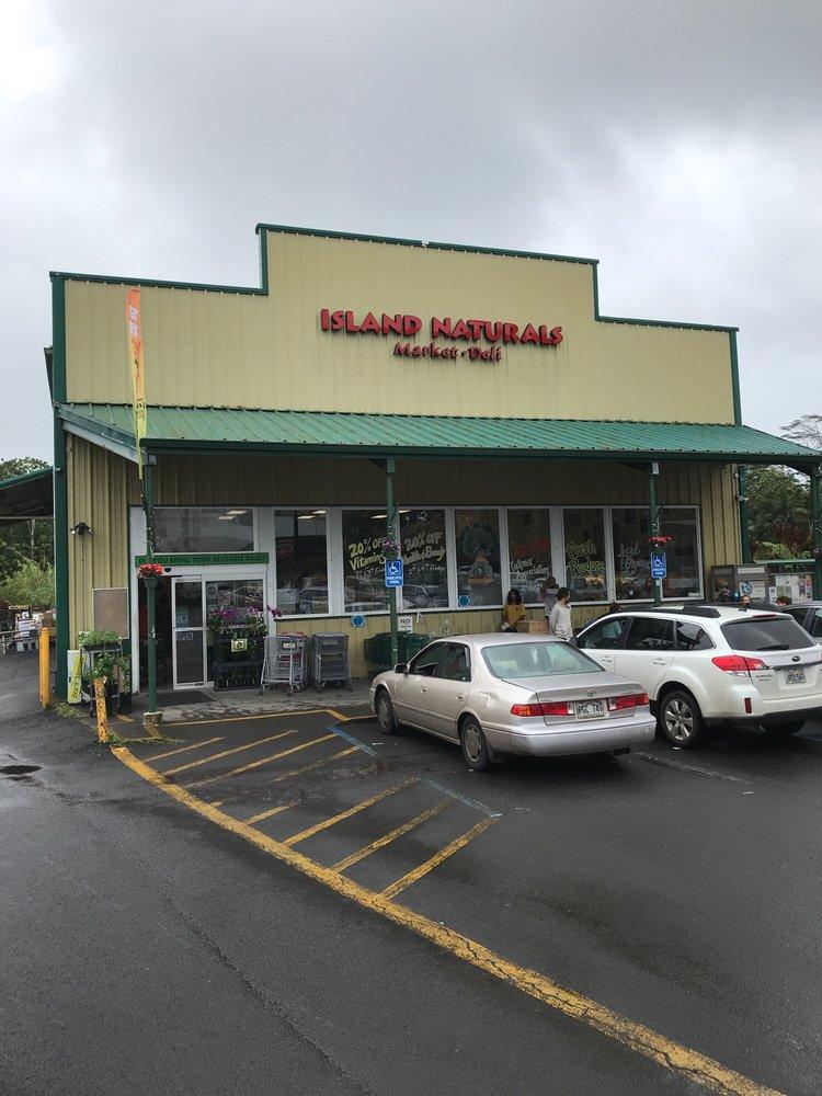 Island Naturals Market: 15-1850 Akeakamai Lp, Pahoa, HI