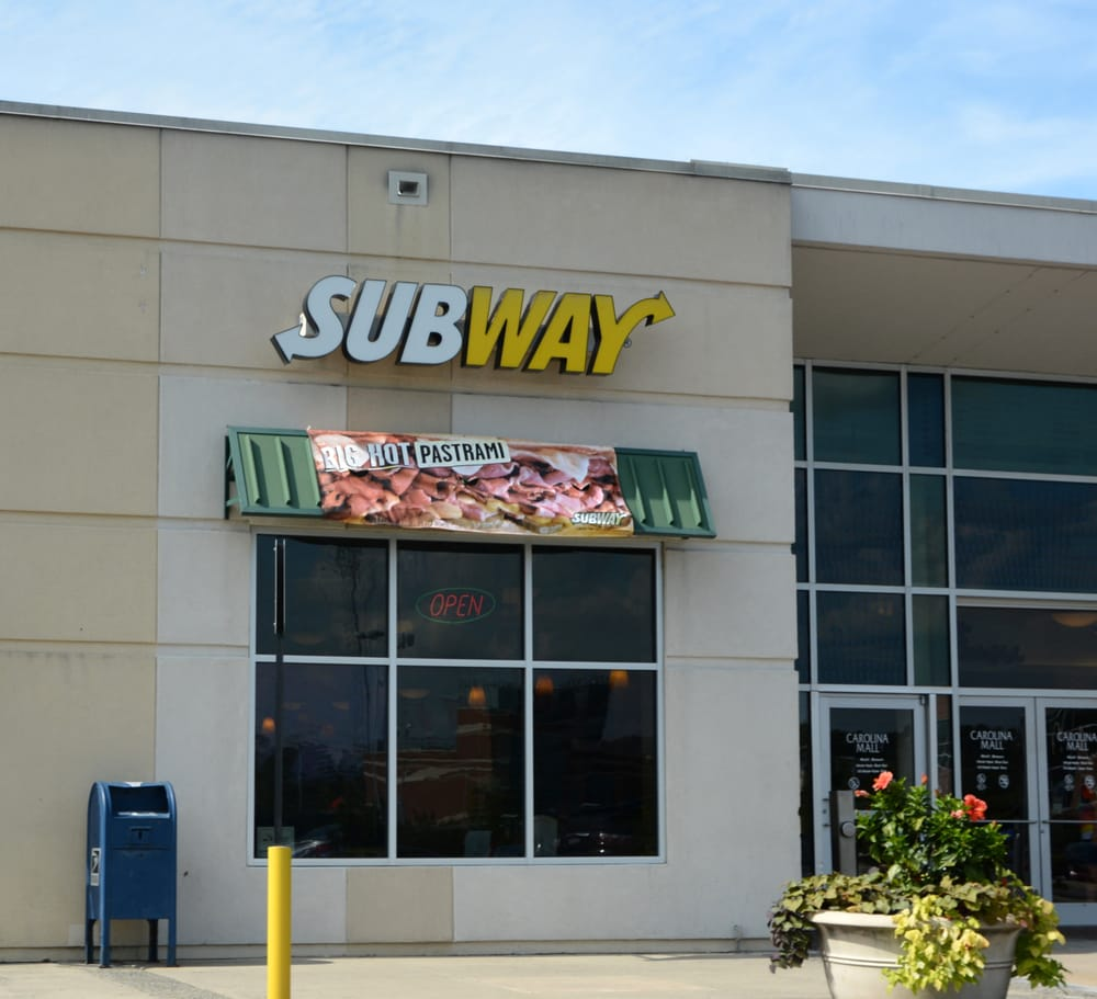 Subway Fast Food 1480 Concord Pkwy N Concord NC Restaurant Reviews