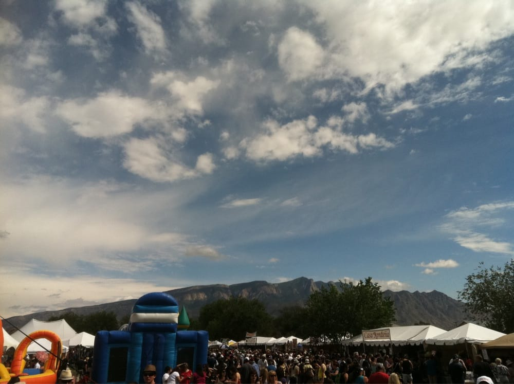 New Mexico Wine Festival: 107 S Camino Del Pueblo, Bernalillo, NM