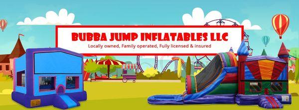 Remarkable Bubba Jump Inflatables Bounce House Rentals Pensacola Beutiful Home Inspiration Xortanetmahrainfo