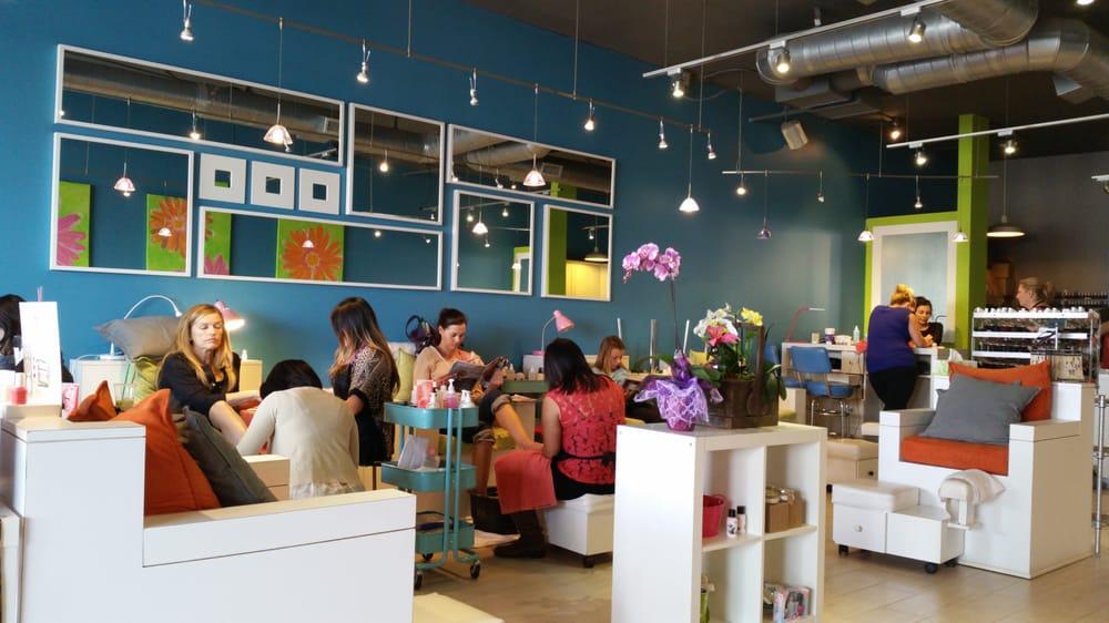 The Nail Lounge - 45 Photos & 147 Reviews - Nail Salons - 369 E 17th ...