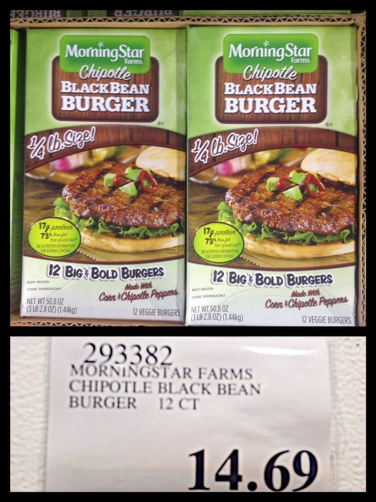 Veggie Chipotle Black Bean Burgers 2014 Yelp