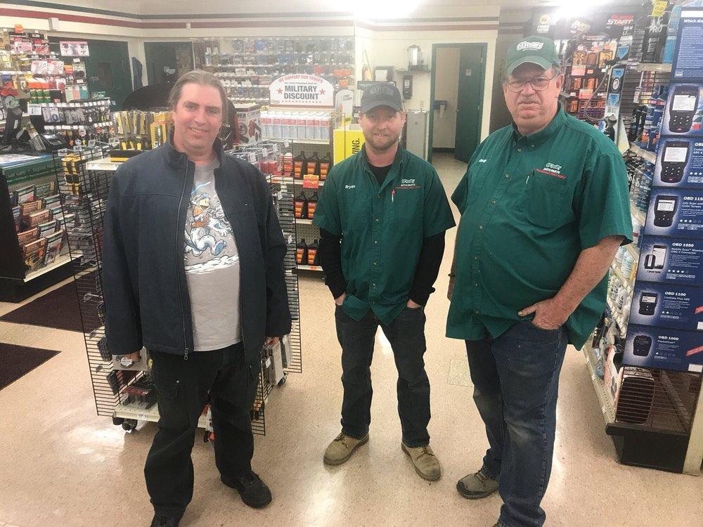 O'reilly Auto Parts: 1308 N Travis Ave, Cameron, TX