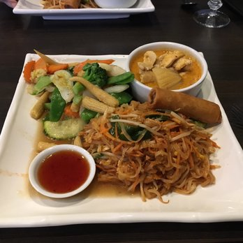 Panang  Thai Restaurant Edmond Ok