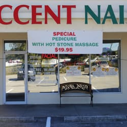 Accent nails salon nail salons 8227 us hwy 301 n for Accent styling salon gainesville