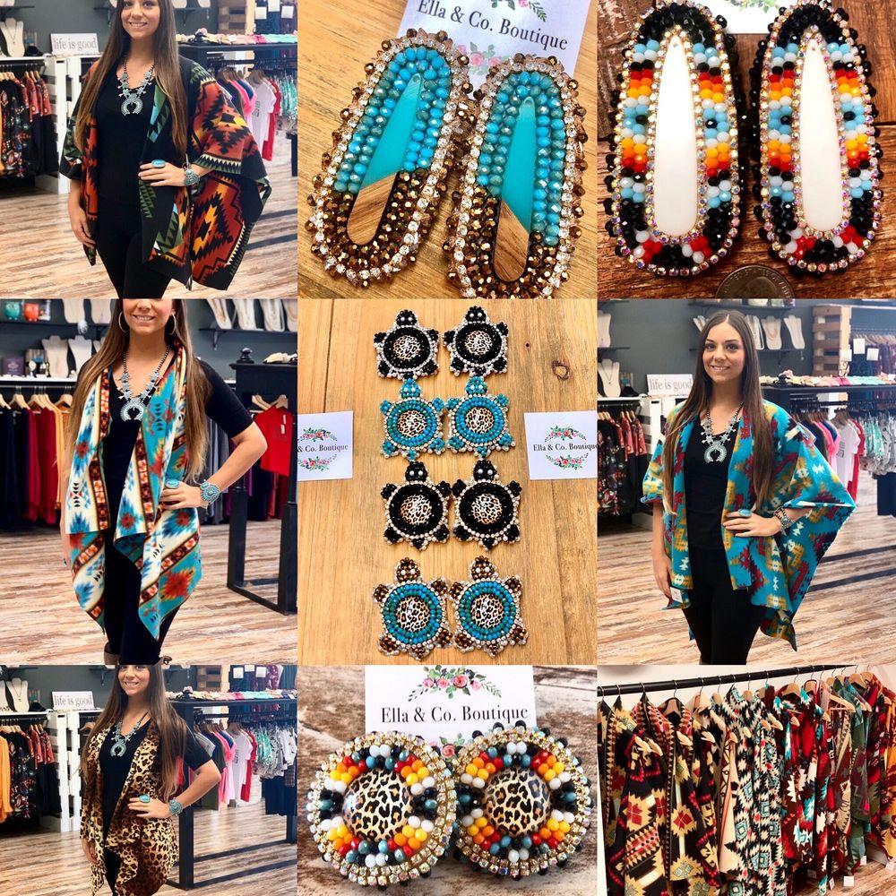 Ella & Co. Boutique: 412 W 3rd St, Pembroke, NC