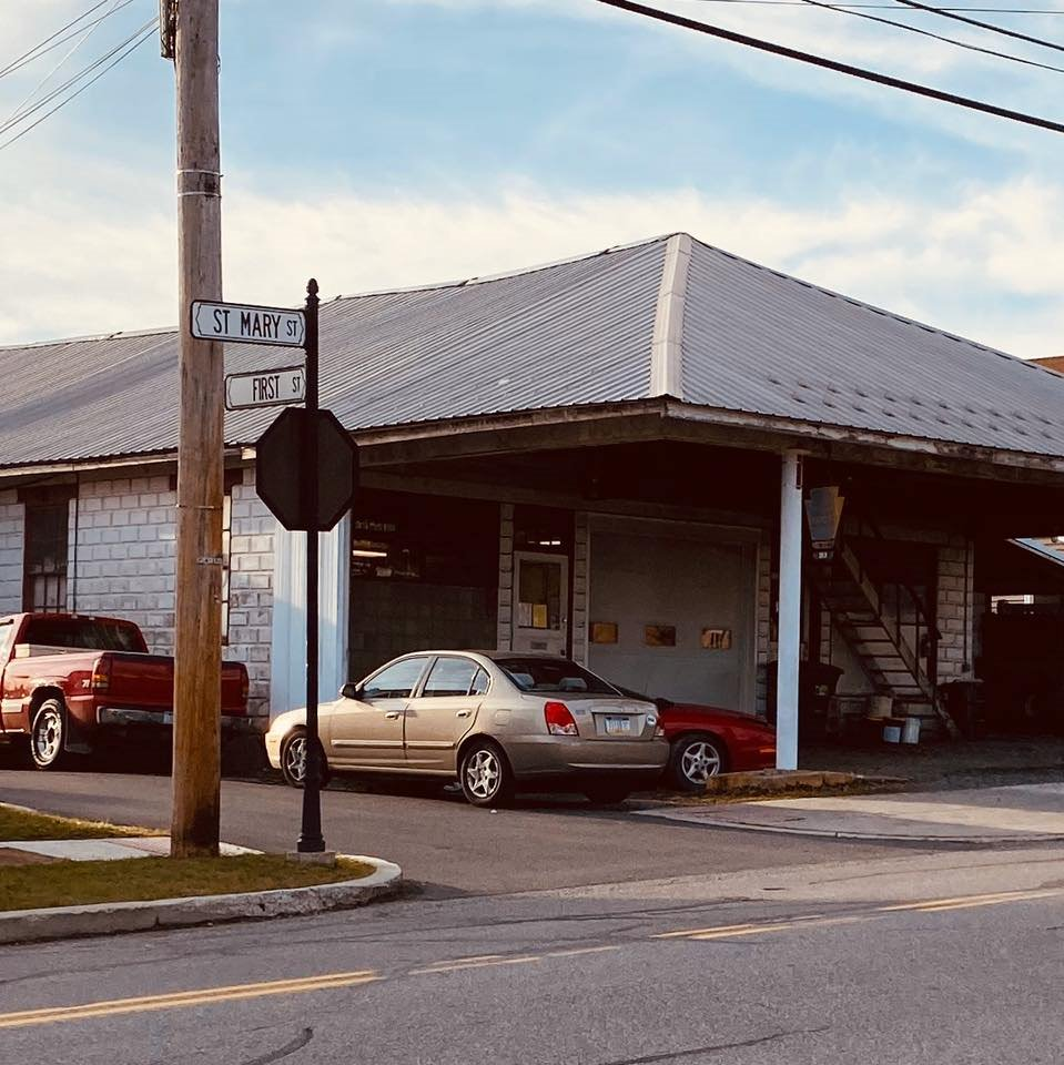 Loretto Service Center: 122 St Mary St, Loretto, PA