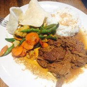 Photo Of Boboko Indonesian Cafe Harrisonburg Va United States Beef Rendang