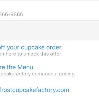 Frost Cupcake Factory - 730 Photos & 773 Reviews - Bakeries