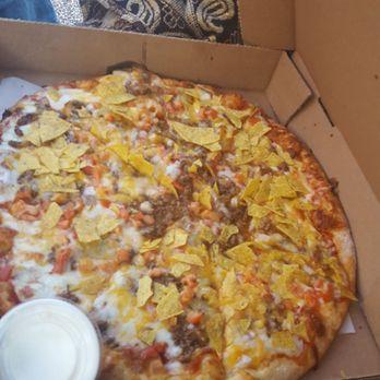 pizza taco express order food online 55 photos 51 reviews pizza 626 admiral dr. Black Bedroom Furniture Sets. Home Design Ideas