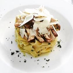 Photo Of Gol Italian Restaurant Miami Beach Fl United States Pardelle Ai