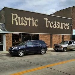 Rustic Treasures Thrift Stores 207 Main St Wayne Ne