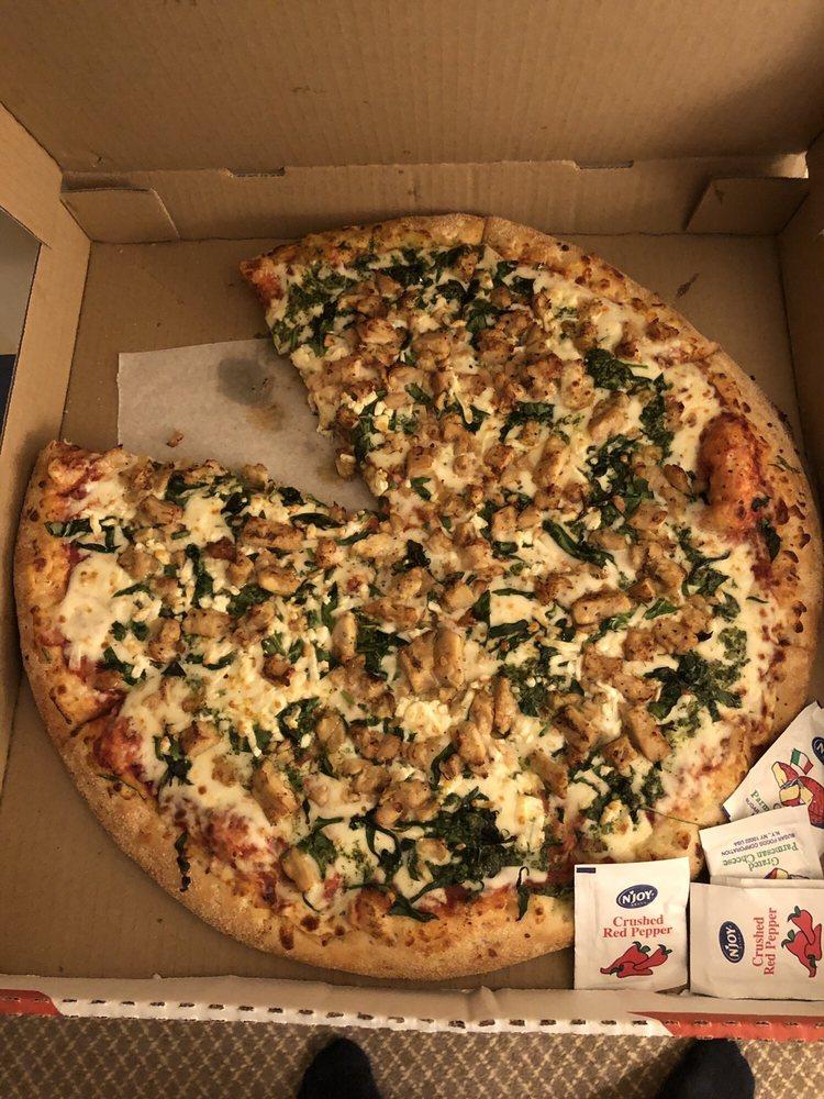 Vieux Carre Pizza