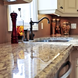 Photo Of Surface Creations Inc Leton Wi United States Granite Kitchen