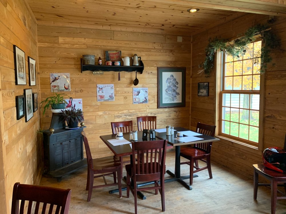 Rustic Corner Cafe: 306 N Main St, Birchwood, WI