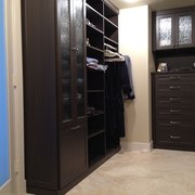 Garage Flooring And Cabinets Photo Of Inspired Closets   Naples, FL, United  States. Beautiful Custom Closet In