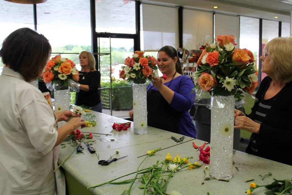 Photo of Field of Flowers - Davie, FL, United States. Design Class in