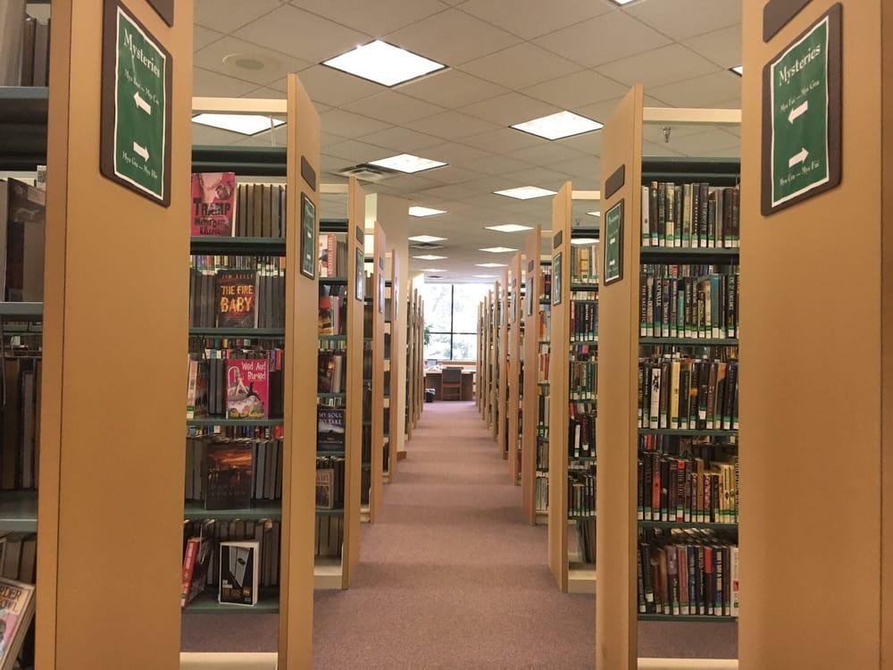 Winter Park Public Library Amp Reviews