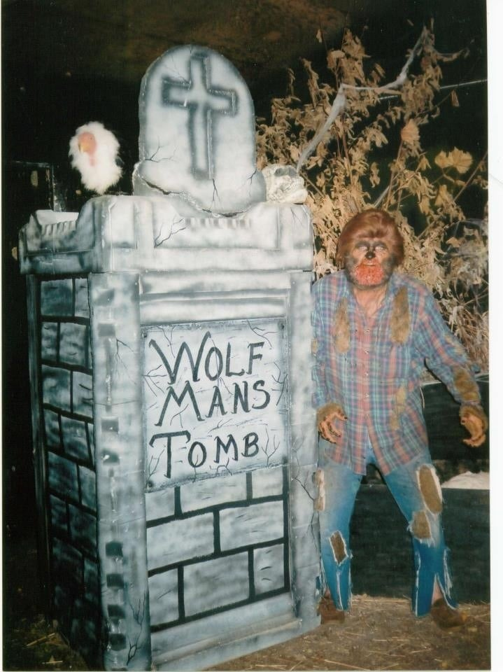 Wolfman's House Of Screams: 26267 King Ln, Carl Junction, MO