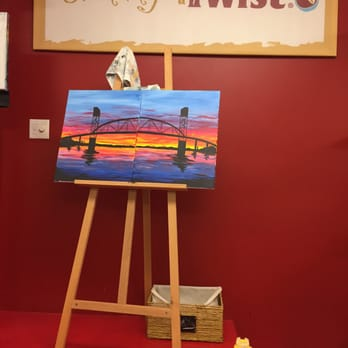 Painting With A Twist 40 Photos Art Classes 5732 Oleander Dr